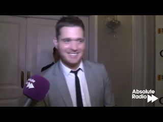 Michael Buble Silver Clef Awards